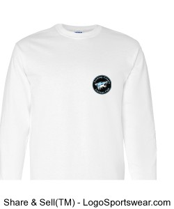 Gildan Adult Long Sleeve T-Shirt Design Zoom
